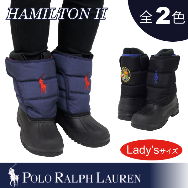 �ݥ� ���ե?��� ����ɥ�� POLO Ralph Lauren CHILDREN'S �ݥˡ��ɽ� ���Ρ��֡��� HAMILTON II �쥤��֡��� ��С��֡��� �ܥ��֡��� ���硼�ȥ֡��� ��ǥ����� (99238)
