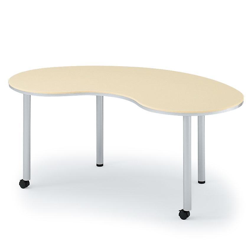 BIO TABLE(バイオテーブル)3(ピーナッツ型)【自社便/開梱・設置付】