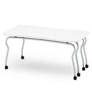SINTA(シンタ)テーブル(スライドテーブル付)/ホワイト【自社便/開梱・設置付】