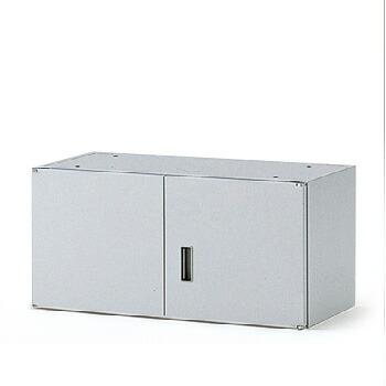 (シンラインキャビネット) W900×D400タイプ用上置き棚 H380【自社便/開梱・設置付】