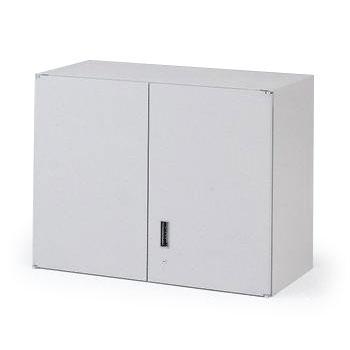 (シンラインキャビネット)H700タイプ/両開き扉型/上段用【自社便/開梱・設置付】