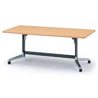テーブル/DBシリーズ 120°脚/角型天板折りたたみタイプ W180×D90【自社便/開梱・設置付】