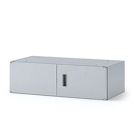(シンラインキャビネット) W800×D450タイプ用上置き棚 H240【自社便/開梱・設置付】