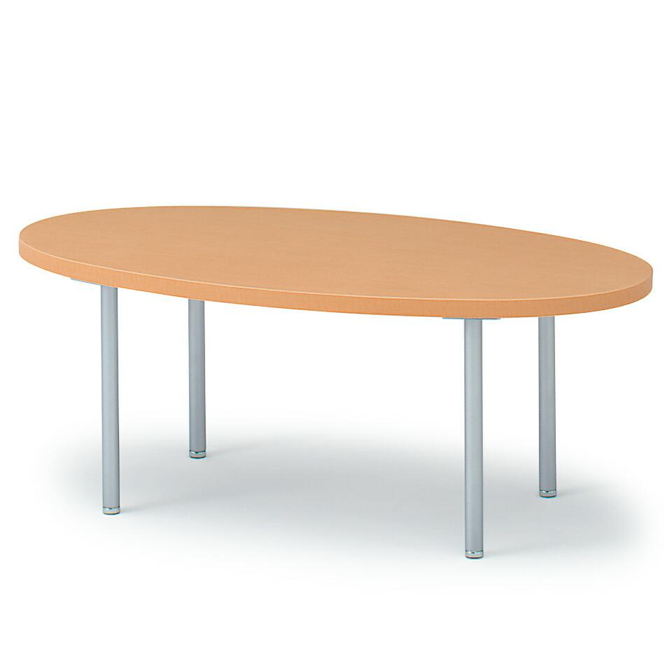 テーブル/RSシリーズ 楕円テーブル(4本脚) W120×D60【自社便/開梱・設置付】