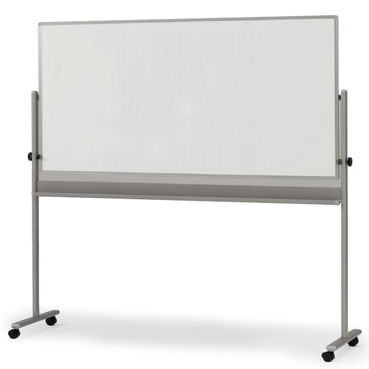 スクリーン兼用ホワイトボード W194×H180【自社便/開梱・設置付】