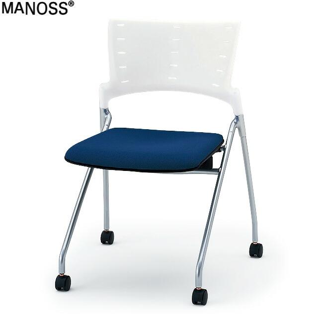 MANOSS(マノスチェア)310/GB張地【自社便/開梱・設置付】