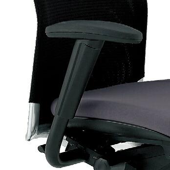 Praoα(プラオアルファチェア)専用オプション/アジャスタブル肘[ADJ肘]/左右セット【自社便/開梱・設置付】
