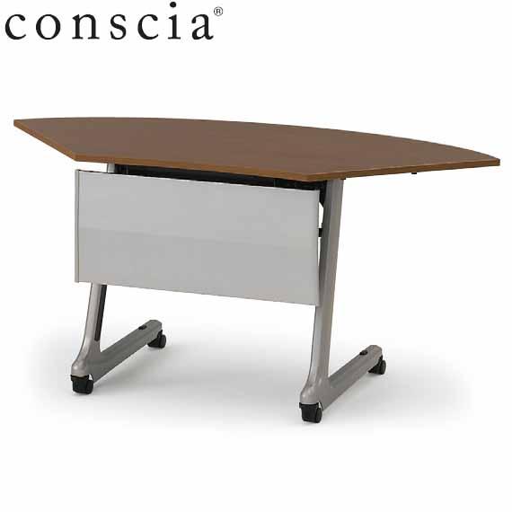 コーナーテーブル/幕板付・棚なし W110×D60タイプ【自社便/開梱・設置付】