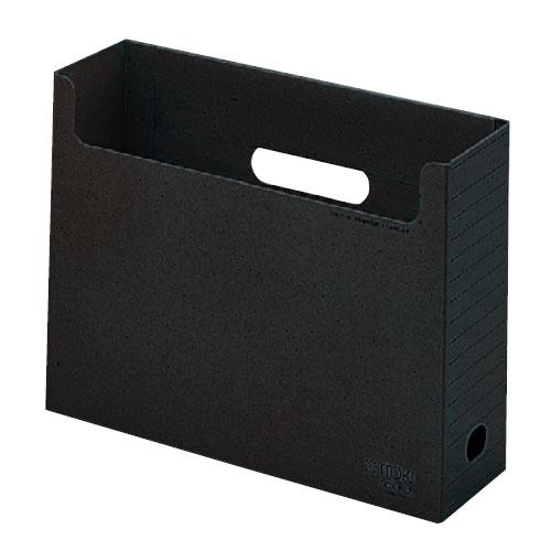 A4サプライズ BWシリーズ/組立式ボックスファイル【1冊】