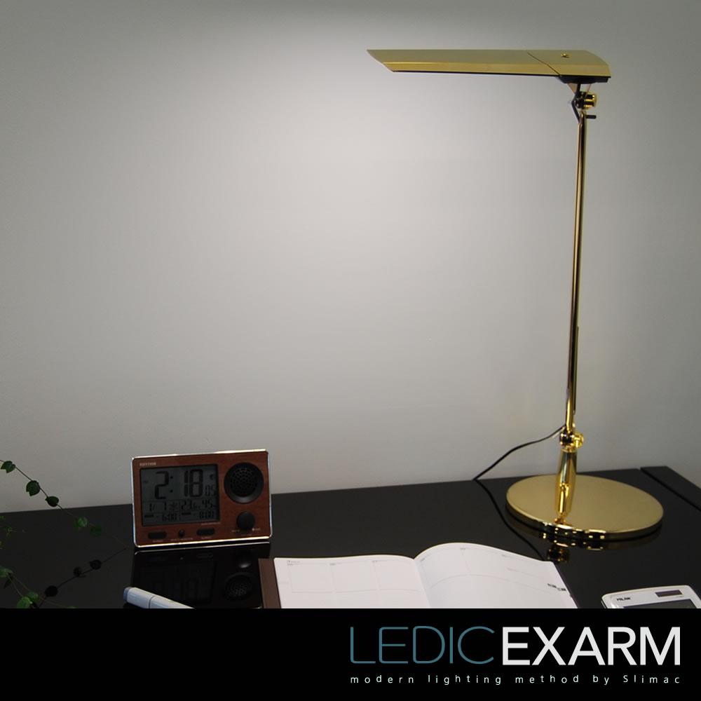 LEDIC EXARM Diva(レディック エグザーム ディーヴァ) スタンド式/LEX-974(Sol/Luna)