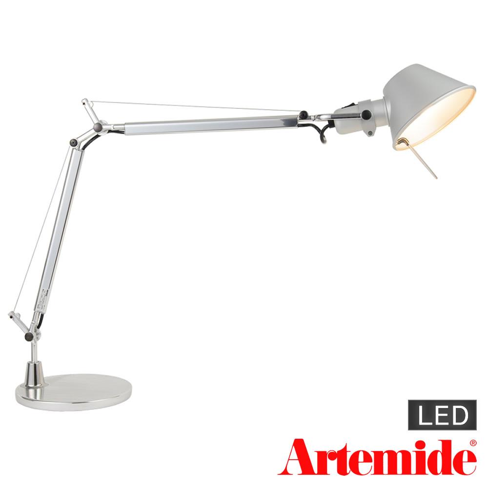 Artemide Tolomeo tavolo mini(アルテミデ トロメオ タボロミニ)デスクライト スタンド式(LEDタイプ)