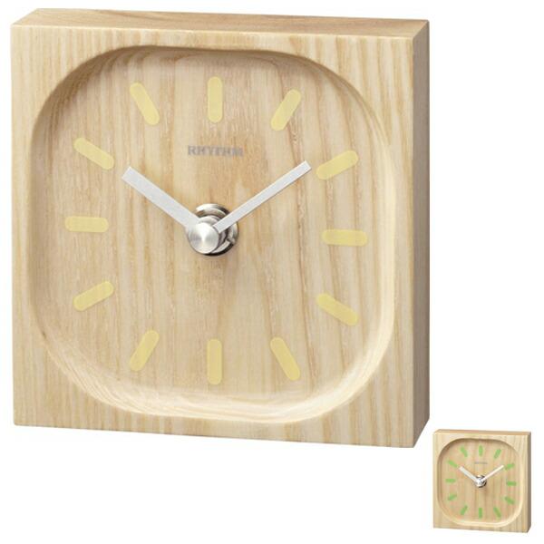 掛け時計 置時計 兼用 スタンダードスタイル 134