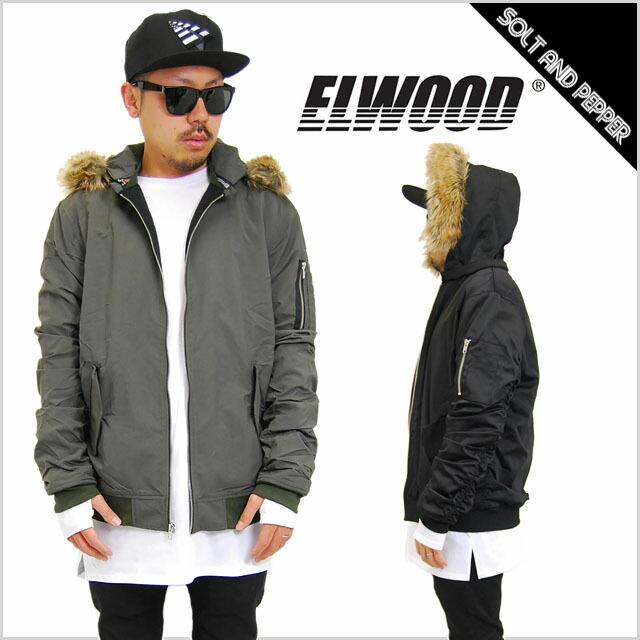 SOLT AND PEPPER | Rakuten Global Market: ELWOOD Elwood HOODED ...