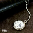 Citizen CITIZEN Freeway FREEWAY Freeway pocket watch with a chain Pocket Watch AA92-4201L fs3gm