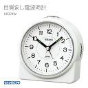 SEIKO SEIKO alarm clock radio time signal KR324W clock