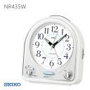 SEIKO Seiko alarm clock clock Pyxis Pyxis NR435W Disney classics in warehouse