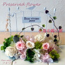 Romantic flowers preserved flower arrangement Alejandro stockpiled bird accent forward DAN-P067fs3gm.