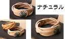 Five handmade leather soft leather bracelet knitting breath (shell concho) DAN-AB005upup7