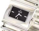 D & G TIME-GATE ladies SS belt watch 3719251545 10P24Jan1310P4Feb1310P11Feb1310P19Feb13