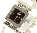 D & G TIME d & g NIGHT &DAY ladies SS belt watch 3719250892 fs3gm5P13oct13_a10P18Oct1310P28Oct13