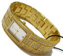 D & G TIME d & g C ' EST CHIC gold SS belt watch DW0007 10P01Sep1310P13Sep1310P25Sep13