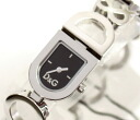 D & G TIME d & g DAY &NIGHT ladies SS belt wristwatch DW0143