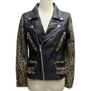 HELL CAT PUNKS ヘルキャットパンクス with leather riders jacket HCP-C231-04