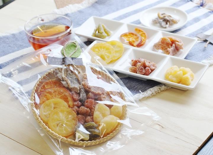 国産キウイ・レモン・いちご・りんご・いちじくドライフルーツ食べ比べセット