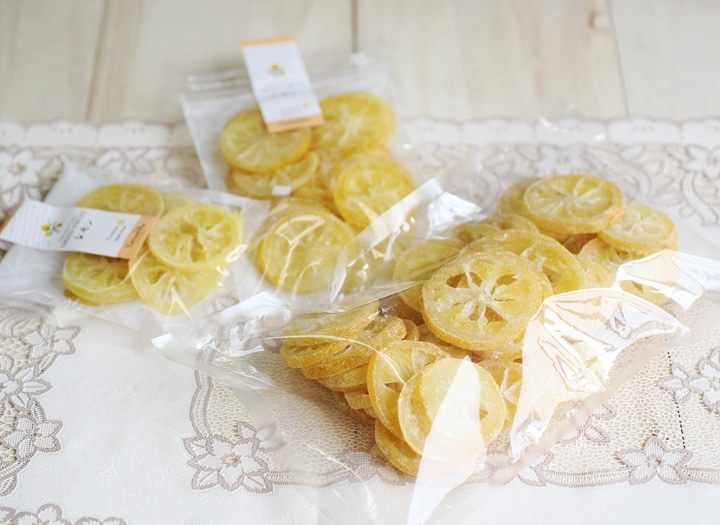 ドライフルーツ国産レモン