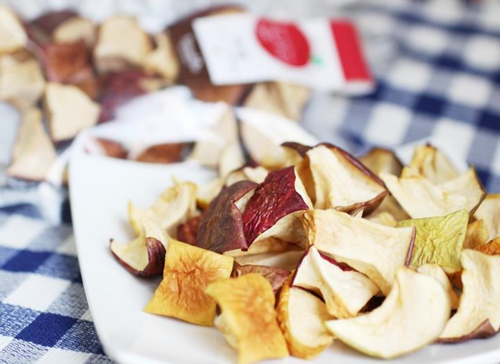 無添加 砂糖不使用 ドライフルーツりんご