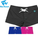 ReefTourer Leafs healer ladies surf pants short ra5202 boardshort women's / ladies surf pants / / ladies / women's swimsuit, half-swimming /-Wulf drain /