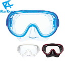 Mask rm11q スノーケリング / snorkeling / diving / diving mask / made by ReefTourer leaf tourer man and woman combined use silicone