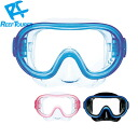 Mask rm12jz スノーケリング / snorkeling / diving / diving mask / made by ReefTourer leaf tourer child service elastomer