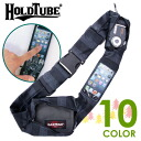 ♪ あ most suitable for HOLDTUBE TOUCH( hold tube touch) shoulder bag running and an outdoor festival