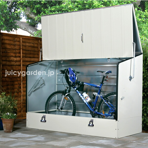 Bike Storage Containers