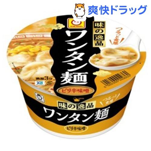 味の逸品ワンタン麺ピリ辛味噌