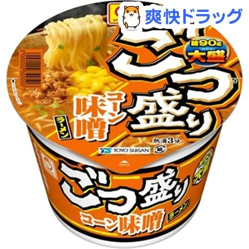マルちゃんごつ盛りコーン味噌ラーメンケース