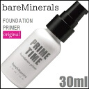 Bare Minerals Prime Time OilControl 30ml≪Makeup Base≫『0098132244935』