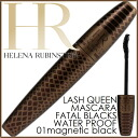 "01 7.2 ml of Helena Rubinstein rush queen cobra black waterproof マグネティックブラック ≪ Helena queen mascara WP ≫"" 3605521405418"