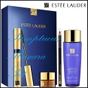 "Estee Lauder sumptuous mascara set «sumptuous 01 black + advance night リペアアイ + makeup + アーティストアイ pencil» ""0027131658122"""