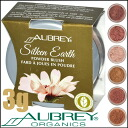 Aubrey Organics Silken Earth Blush Powder 3g≪Color Powder≫