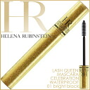 "Helena Rubinstein Queen celebration waterproof 8 ml 01 ブライトブラック «Helena Queen mascara WP» ""3605521684851"""