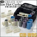 Create Ion Ion Hot Curler CIH-W06≪Hot Curler≫『4988338221099』