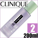 CLINIQUE Clarifying Lotion 2 200ml For Dry-Combination Skin≪Face Lotion≫『0020714290603』