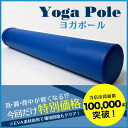 Kawai Head Office Yoga Pole Navy≪Exercise Apparatus≫『4582281630177』