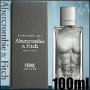 Abercrombie & Fitch Fierce 100ml≪Cologne≫『4571241130239』★BIG Size★