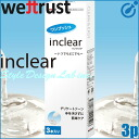Wet Trust Japan Inclear 3p≪Vaginal Douche≫≪Lubricating Jelly≫『4582178200506』