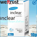 Wet Trust Japan Inclear 10p≪Vaginal Douche≫≪Lubricating Jelly≫『4582178200520』