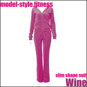Vartex Model Style Slim Shape Suit Wine≪Diet Wear≫