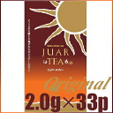 Juar Tea Original 2.0g×33packs×2p≪Mixed Tea≫『4580366690016』